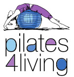 Pilates 4 Living logo